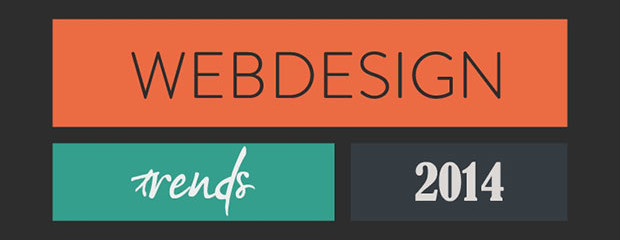 Web Design Trends We'll See In 2014
